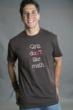 photo of geeky math t-shirt that says Girls DO Like Math from Tees For Your Head